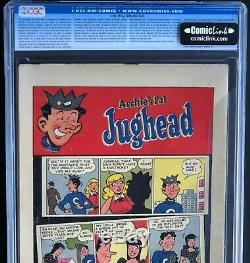ARCHIE'S JOKE BOOK MAGAZINE #1 (1953) CGC 6.0 OW-W ONLY 24 in CENSUS