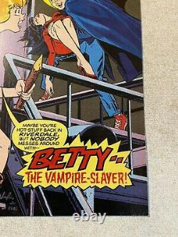 Betty And Veronica Friends Forever Supernatural 1 Tomb Of Dracula 10 Homage