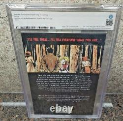 Chilling Adventures of Sabrina #1 NYCC Variant Comic SIGNED RAS & Hack CBCS CGC
