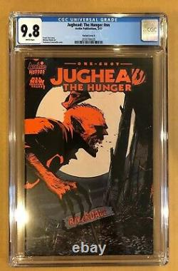 Jughead The Hunger One-shot Cgc 9.8! Cover B. Archie Comics! (5/17)